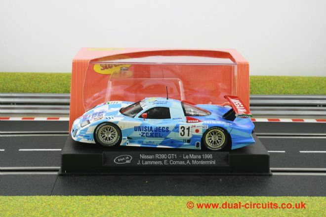 Slot It SICA14E Nissan R390 GT1 Le Mans 1998
